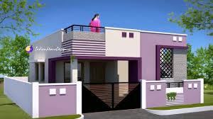 house elevation design in tamilnadu youtube