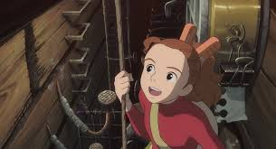 arrietty hair clip ghibli studio ghibli animation and the february 2012