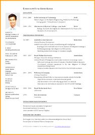 resume format pdf download styles good resume format pdf 6 best resume format pdf download