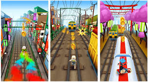 running apk subway surfers 1 24 0 apk best like temple run