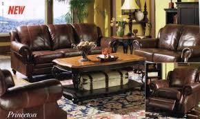 Burgundy Leather Sofa Princeton U2013 Tri Tone Burgundy Leather Sofa By Coaster Furniture Home