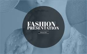 Fashion Powerpoint Template fashion powerpoint template manway me
