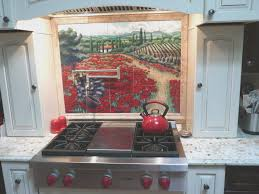 backsplash best kitchen mural backsplash home design popular