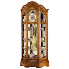 Curio Cabinets Walmart Curio Cabinet Howardller Curio Cabinet Majestic Grandfather