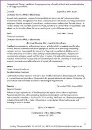 Cashier Job Resume by Cover Letter Examples For Job Promotion