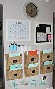 Work Office Decorating Ideas On A Budget Best 25 Wall Organization Ideas On Pinterest Family Calendar
