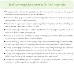 Customer Service Resume Objectives Examples by Objective Help For Resume