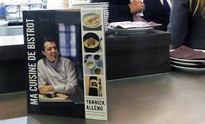 livre cuisine bistrot yannick alléno présente livre ma cuisine de bistrot miam