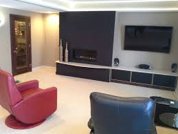 basement project robert u0027s residential remodeling