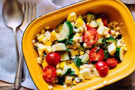 legumes cuisine salade de légumes et feta alex cuisine