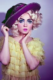doe deere doll makeup look