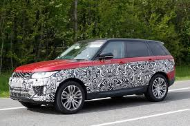 range rover sport 2017 nieuwe range rover sport 2017 land rover discovery sport gains