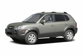 is hyundai tucson a car 2005 hyundai tucson overview cars com