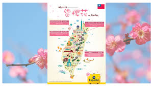 where to see cherry blossoms in taiwan 2017 expedia