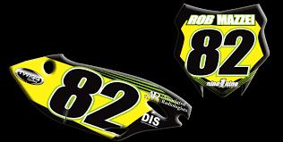 custom motocross jersey printing kawasaki number plates nineonenine designs