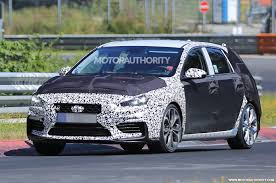 hyundai i30 n spy shots and video autozaurus