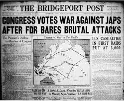 newspapers react to pearl harbor attack sfgate