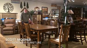 expandable dining room table demonstration youtube