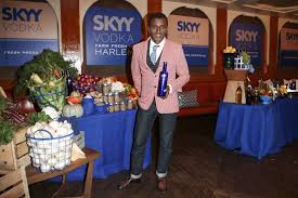 Skyy John Skyy Vodka Names Celebrity Chef Marcus Samuelsson New Culinary