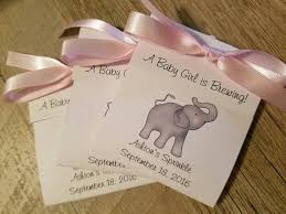 tea bag party favors elephant tea bag favors for baby shower tea party favors baby