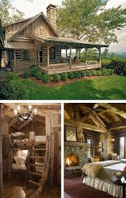 Log Cabin House Designs Best 25 Rustic Cabins Ideas On Pinterest Cabin Ideas Cabin And