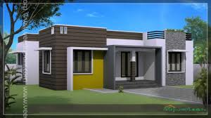 2 Bedroom Modern House Plans by Kerala Style House Plan 3 Bedroom Youtube