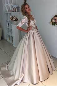 brautkleider chagnerfarben hochzeitskleider in chagner modische kleider in der welt beliebt