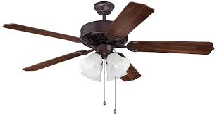 craftmade c203w ceiling fan with blades sold separately 52