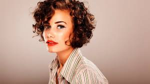 short hairstyles how to style short curly hair download ideas