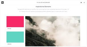Top 14 Mood Board Apps Of 2017 For Video Production Free Template