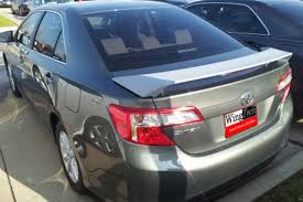 abs light toyota camry toyota spoilers