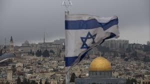 Flag Of Jerusalem Jerusalem
