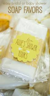 soap favors we heart simple shower favors mini soap bars