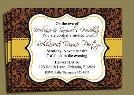 brown damask invitation printable fall thanksgiving