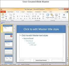 save design template in powerpoint 2010