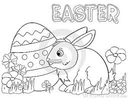 easter coloring pages coloring pages easter bunniescute coloring