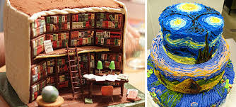 creative cakes 21 creative cakes that blur the line between confectionery and