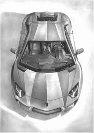 car lamborghini drawing 2012 lamborghini aventador by przemus on deviantart