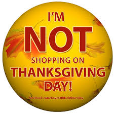 what day is thanksgiving this year boycott black thursday home facebook