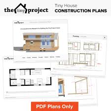 house plan cover pdf tiny on wheels floor plans for construction