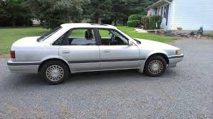 1991 mazda 626 information and photos zombiedrive