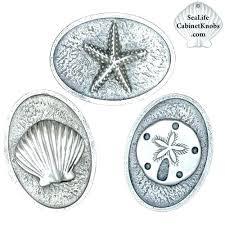 sand dollar cabinet knobs starfish cabinet pulls starfish drawer knobs starfish knob coastal
