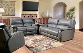 gray sofa set gray leather living room set shop factory direct