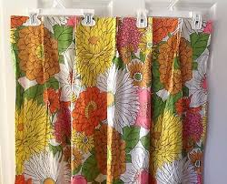 vintage curtains and drapes collection on ebay