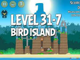 angry birds bird island level 31 7 walkthrough angrybirdsnest