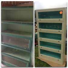 industrial metal barrister bookcase edmonton furniture for sale