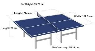beer pong table length ping pong table dimensions what are the dimensions of a ping pong