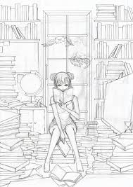 draw room library room draw by seerdarker on deviantart