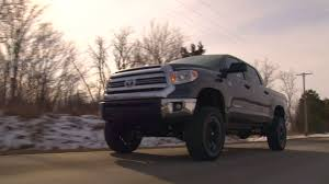 toyota tundra lifted 2016 toyota tundra bds 7 inch lift youtube