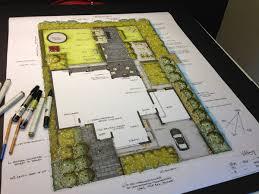 Architectural Layouts Tuinontwerp Particuliere Tuin Door De Tuinarchitecten Van Martin